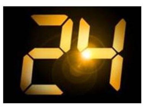 24: Forward